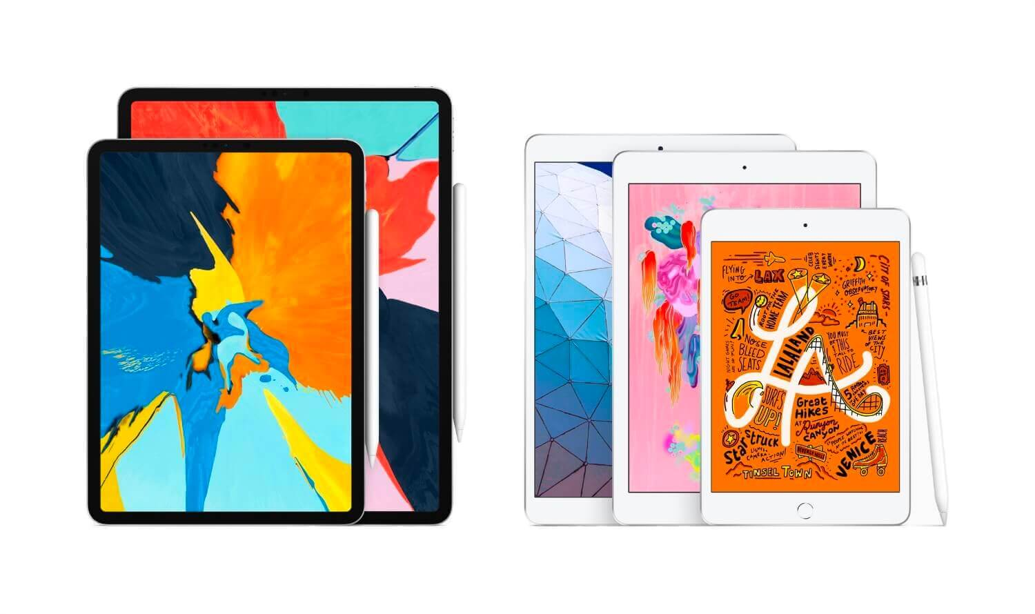 Apple quietly refreshes iPad Air and iPad Mini with A12 Bionic processor