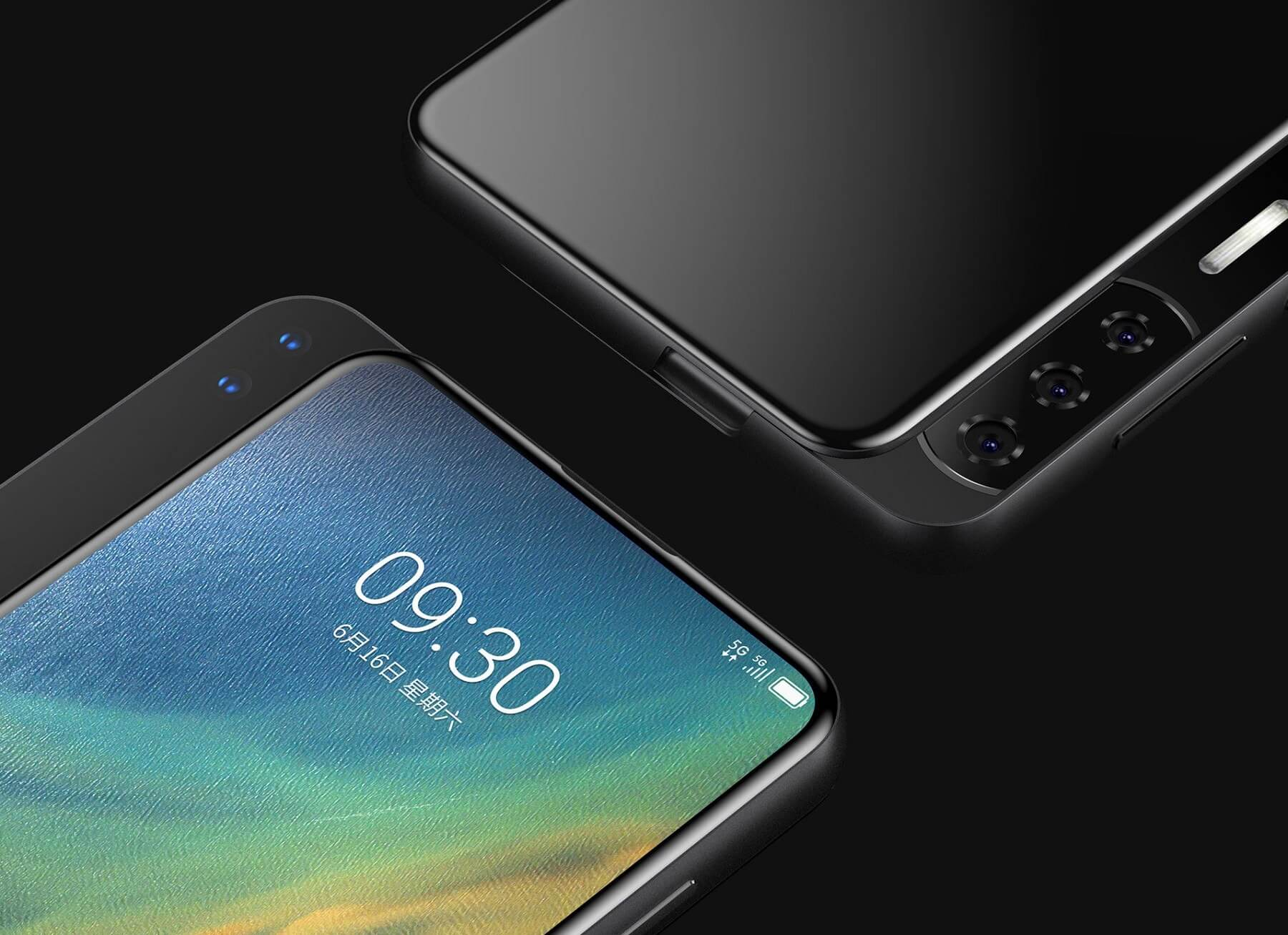 ZTE's slider and side-notch concept phones revealed