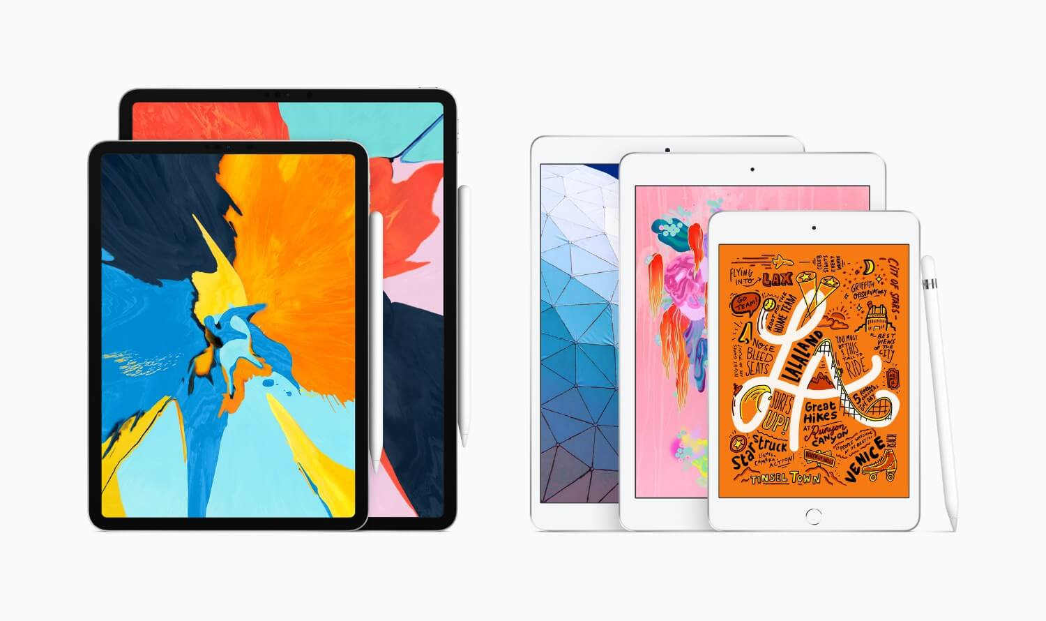 IPad Air 2019 replaces 2017 iPad Pro 10.5, not $329 iPad