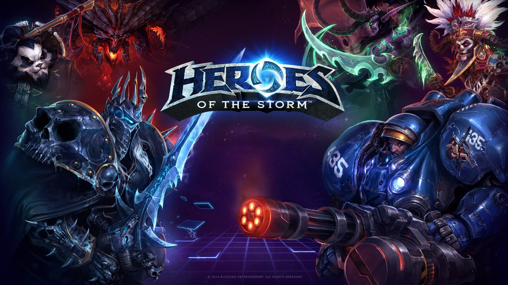 Blizzard's Heroes of the Storm is ditching paid loot boxes once and for all