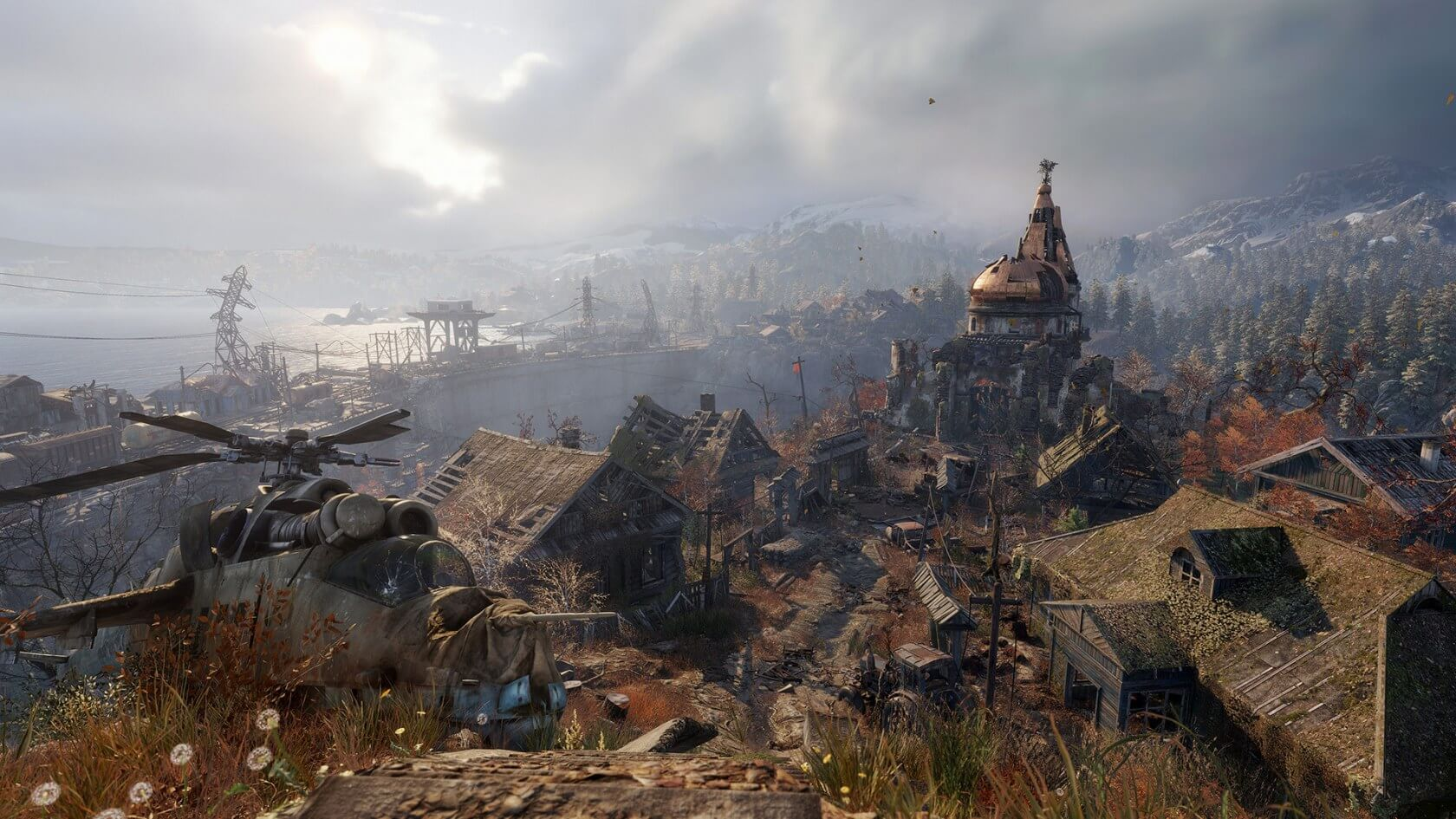 Metro Exodus' sales are 2.5 times better on the Epic Games Store than Metro: Last Light's were on Steam, Epic claims