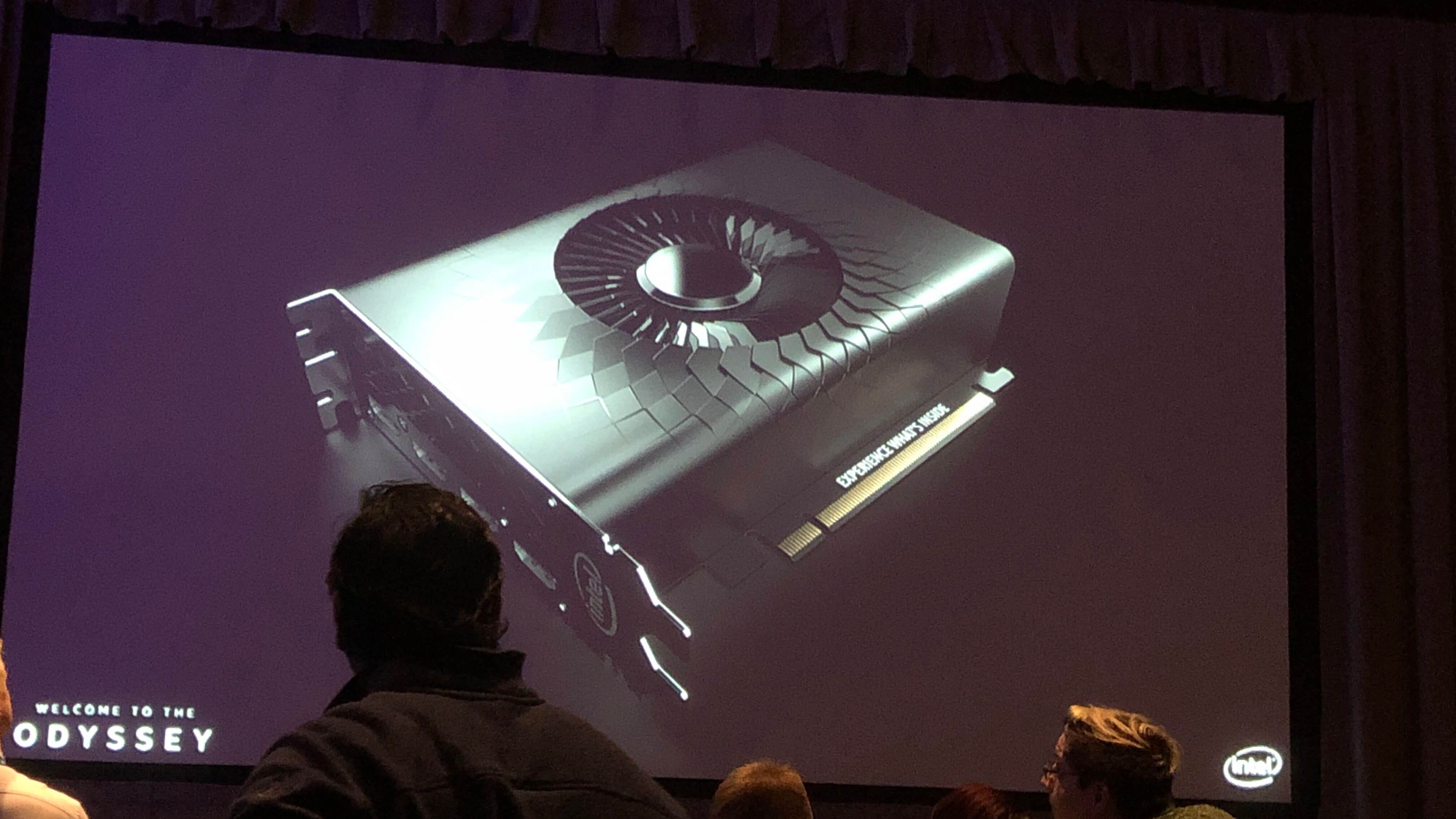 Best Graphics Card For Gaming 2020 Intel shows off designs for its discrete graphics card due in 2020