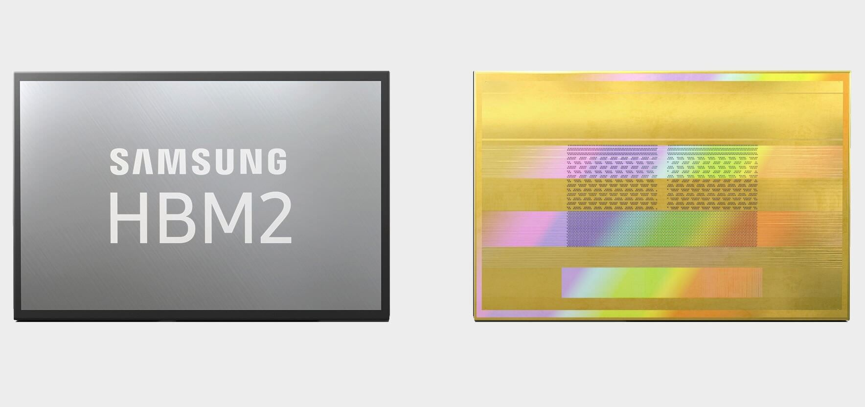 Samsung's New HBM2E Memory Boosts Speed and Capacity