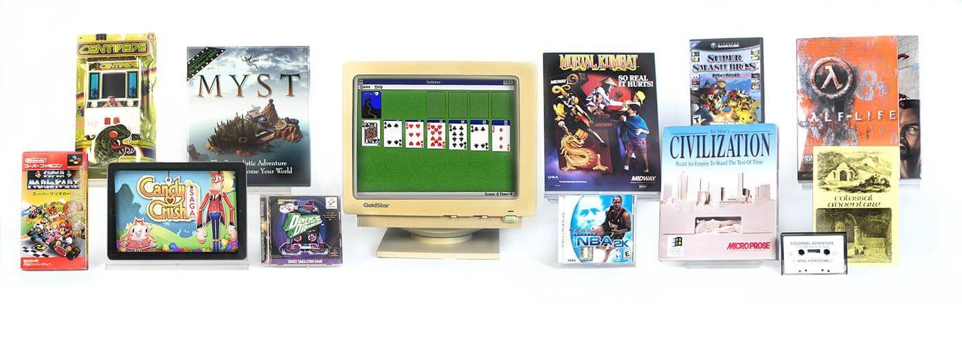 World Video Game Hall of Fame 2019 finalists include Mortal Kombat, Candy Crush, and Half-Life