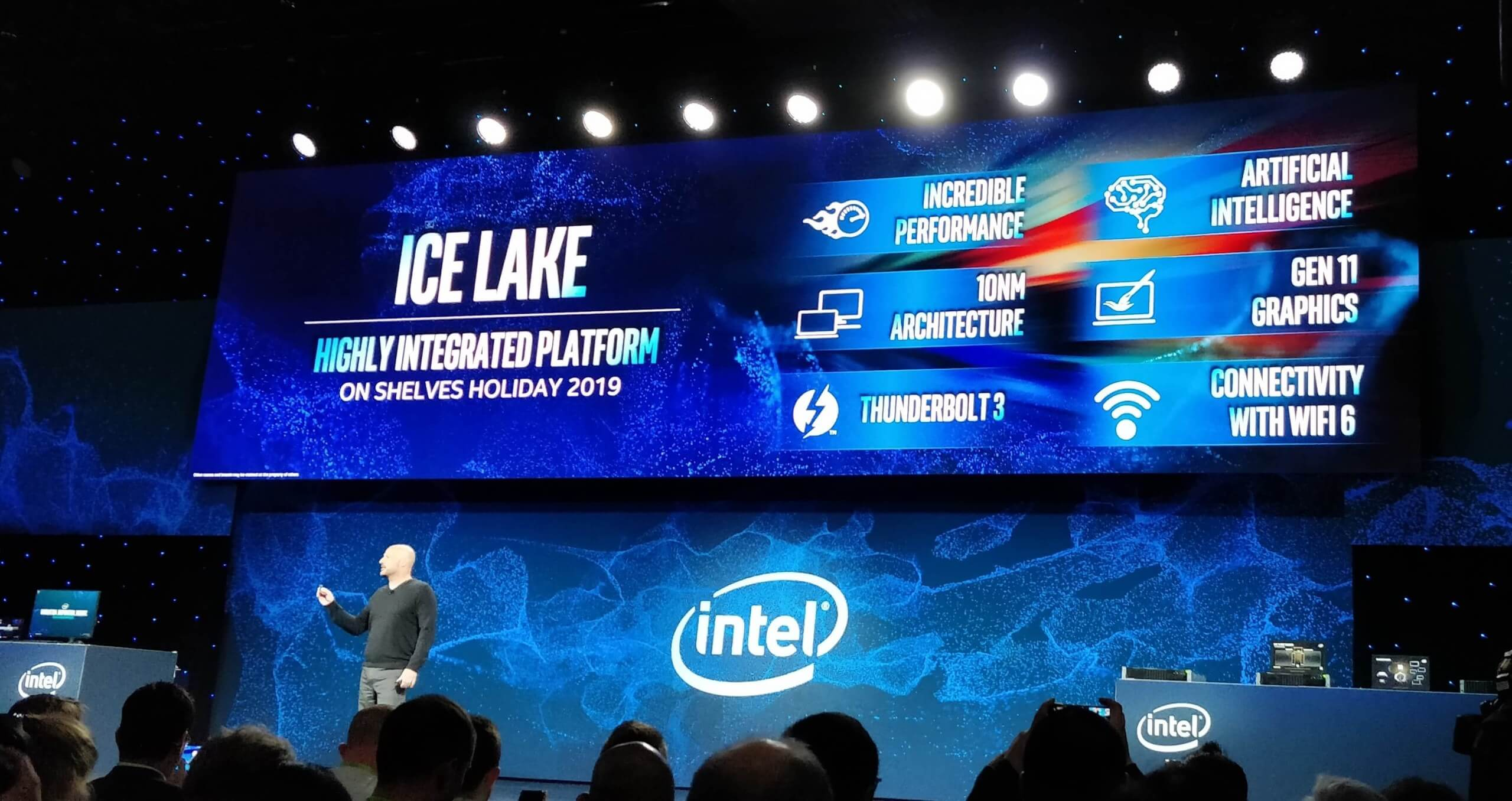 Intel details upcoming 'Ice Lake' Gen 11 integrated graphics