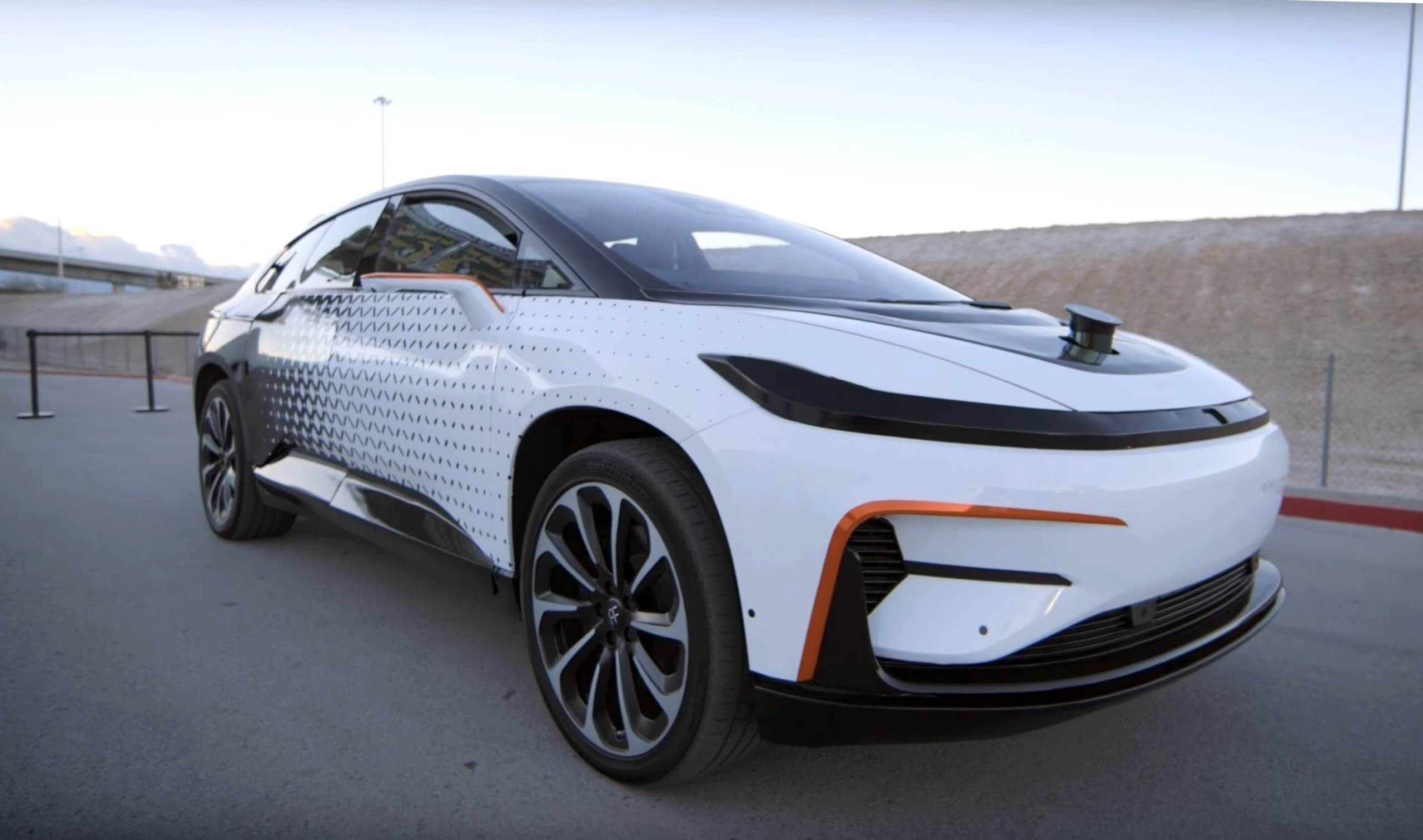 Faraday Future And Video Game Maker The9 Enter Deal To Produce