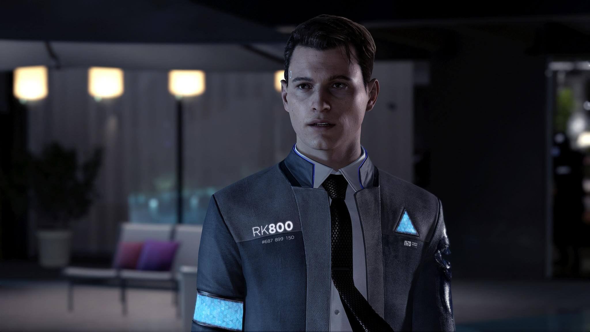 Demos of Detroit: Become Human, Heavy Rain, and Beyond: Two Souls will arrive before their PC launch