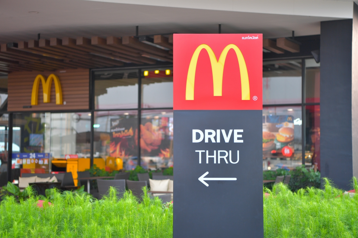 McDonald's acquisition will see drive-thru customers giving orders to an AI
