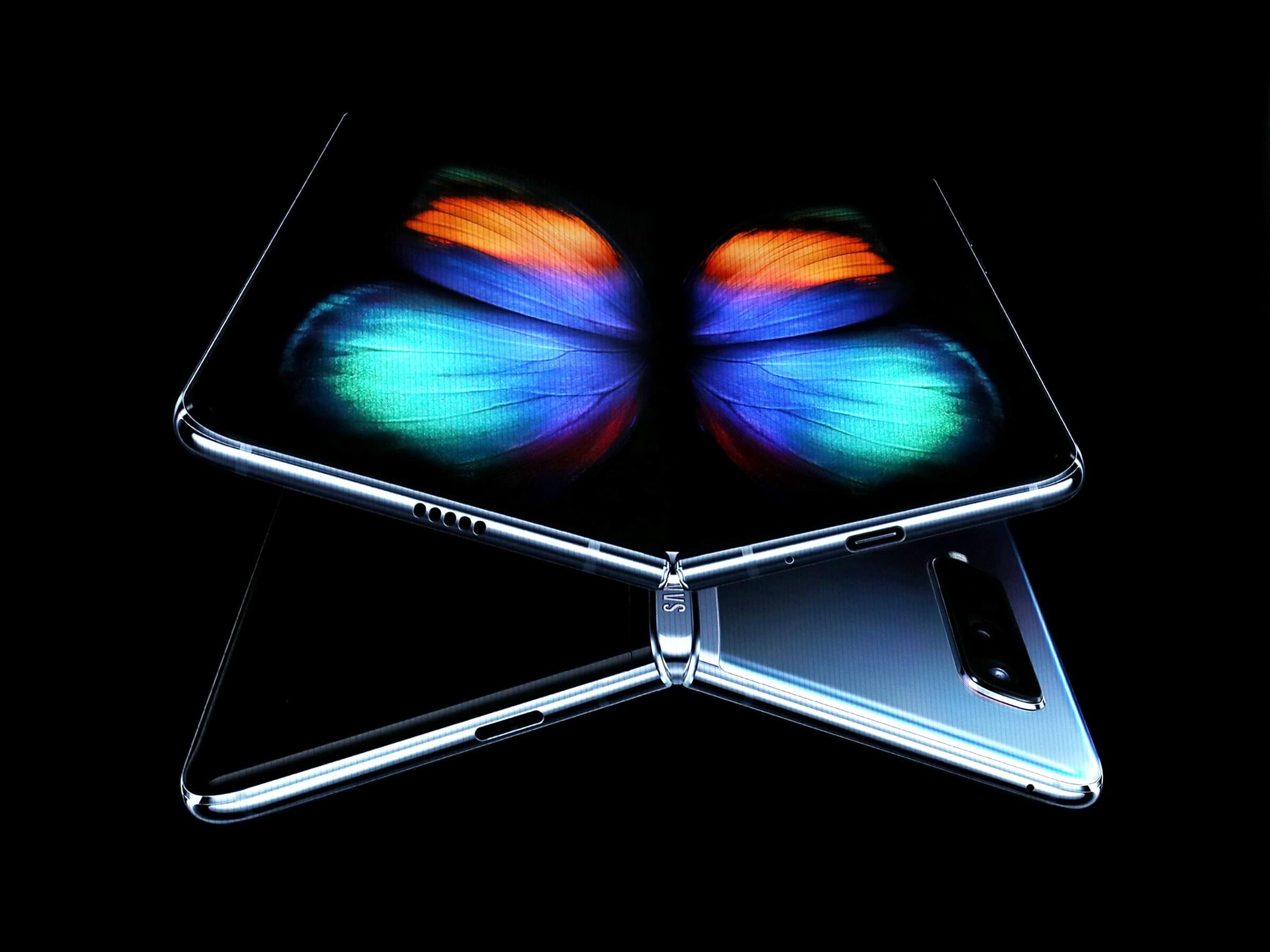 Samsung Robots Subjected the Galaxy Fold to 200,000 Folds
