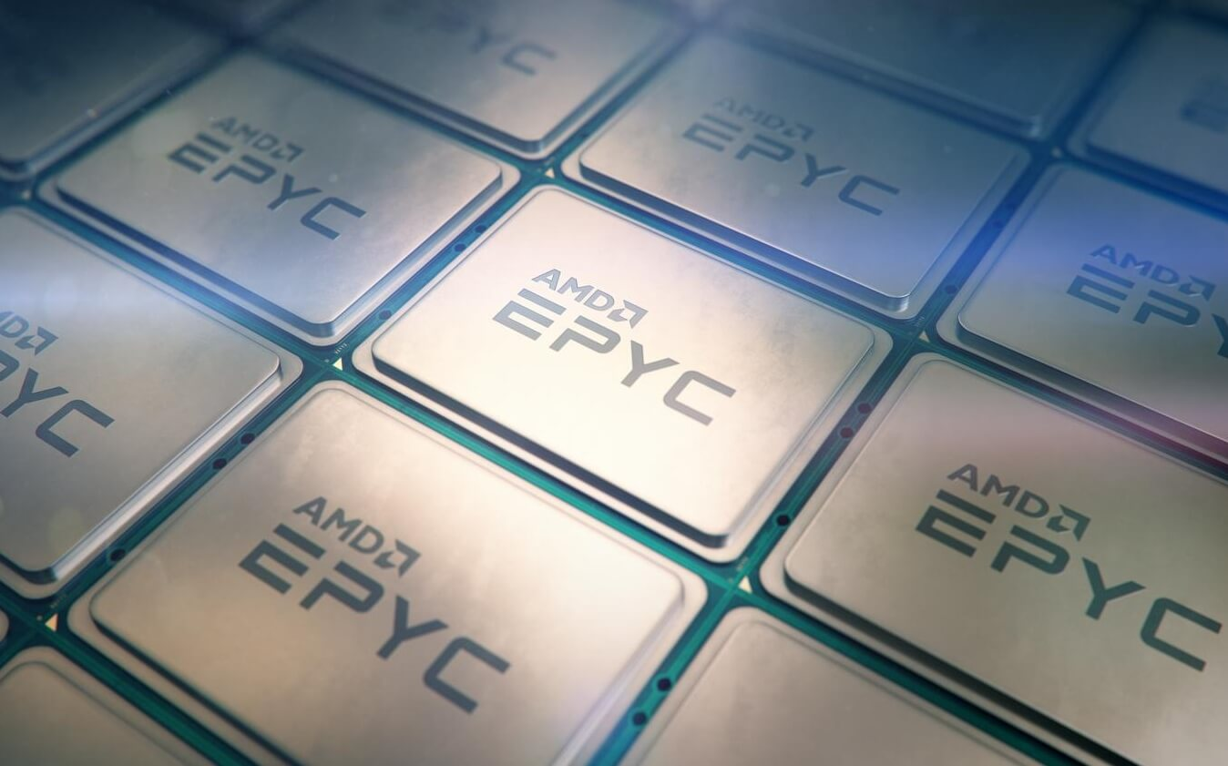 AMD Epyc Rome server CPU spied in leaked SiSoft Sandra