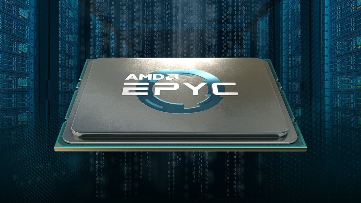 AMD Epyc could force Intel's server market share below 90