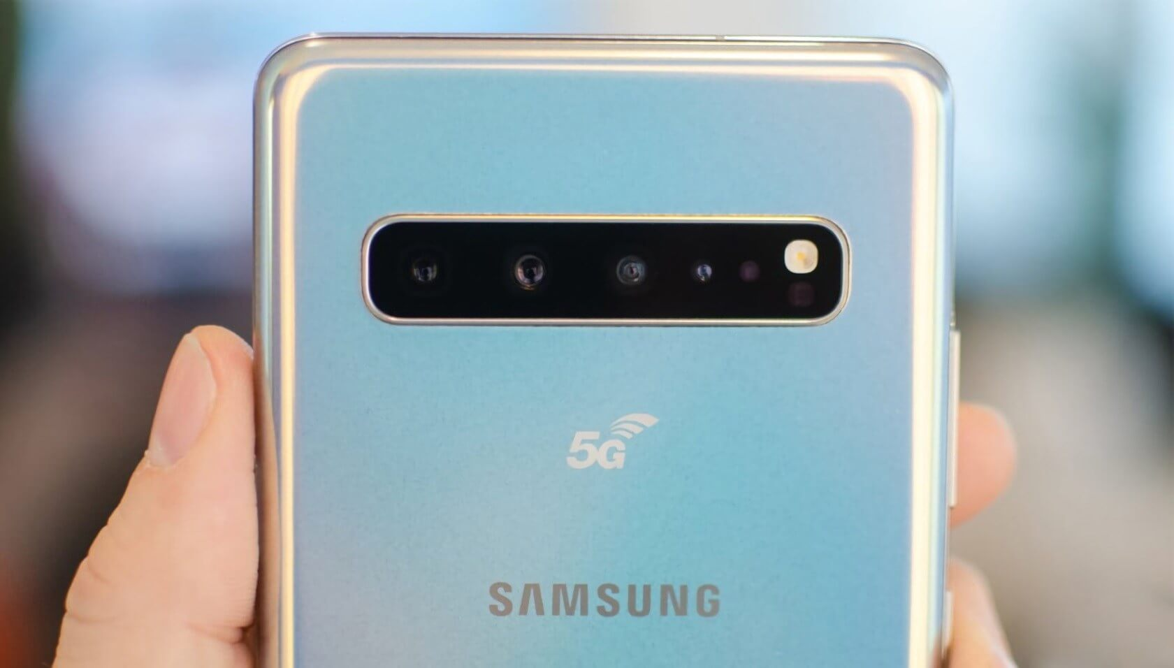 Samsung's Galaxy S10 5G is Launching in Korea on April 5