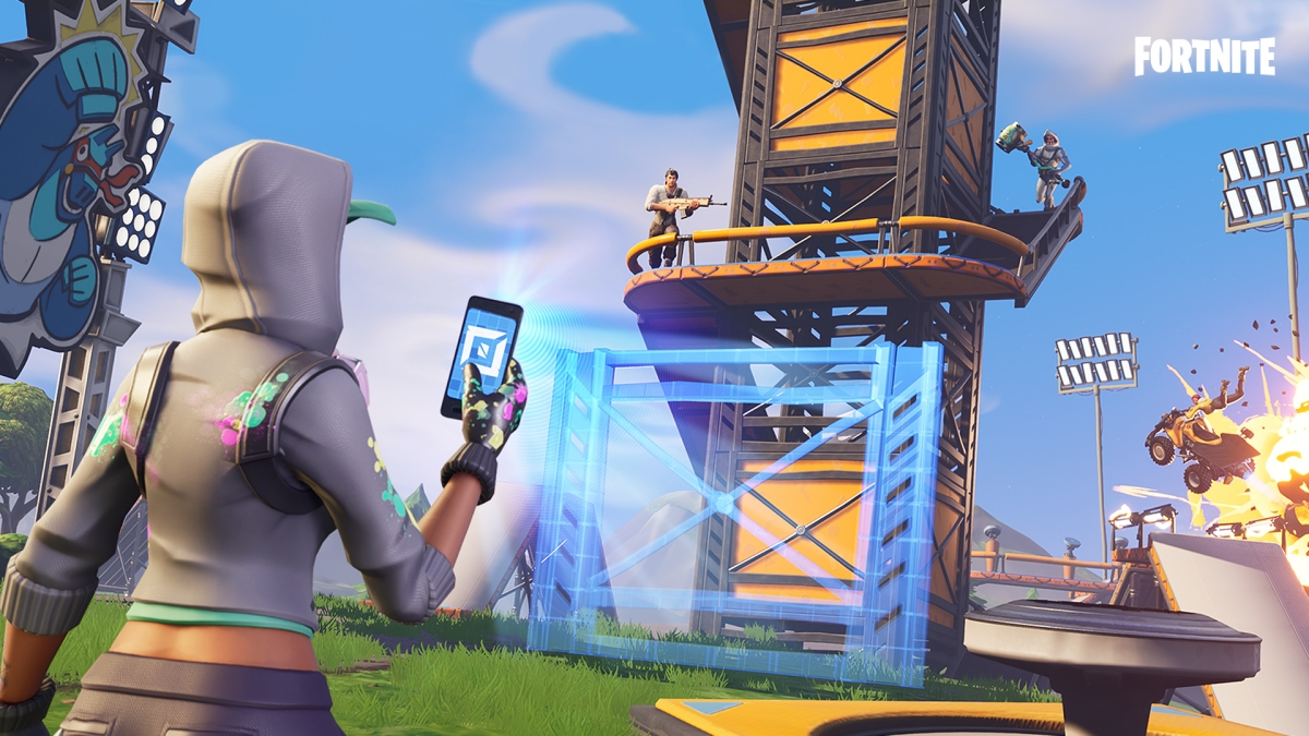 Fortnite's Creative mode has attracted more than 100 million players