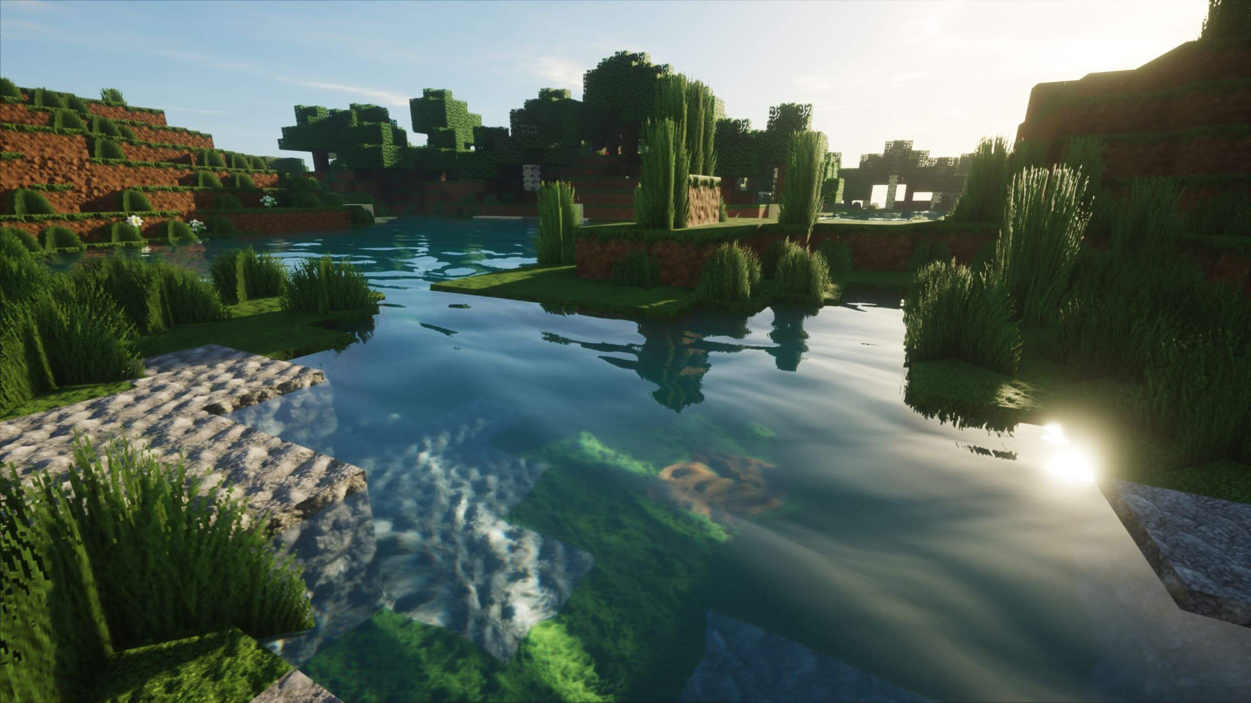 minecraft shaders texture pack 1.7.10 download