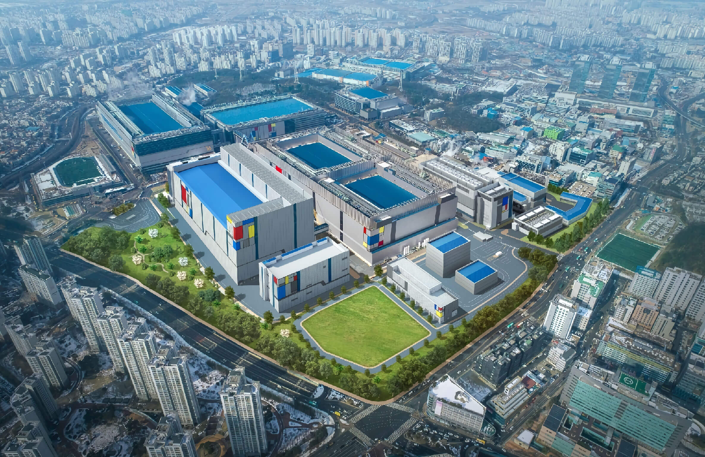 Samsung doubles investment in EUV line at Hwaseong plant