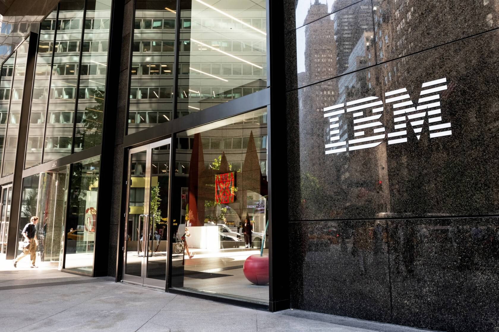 IBM accused of trying to look as cool as Amazon and Google