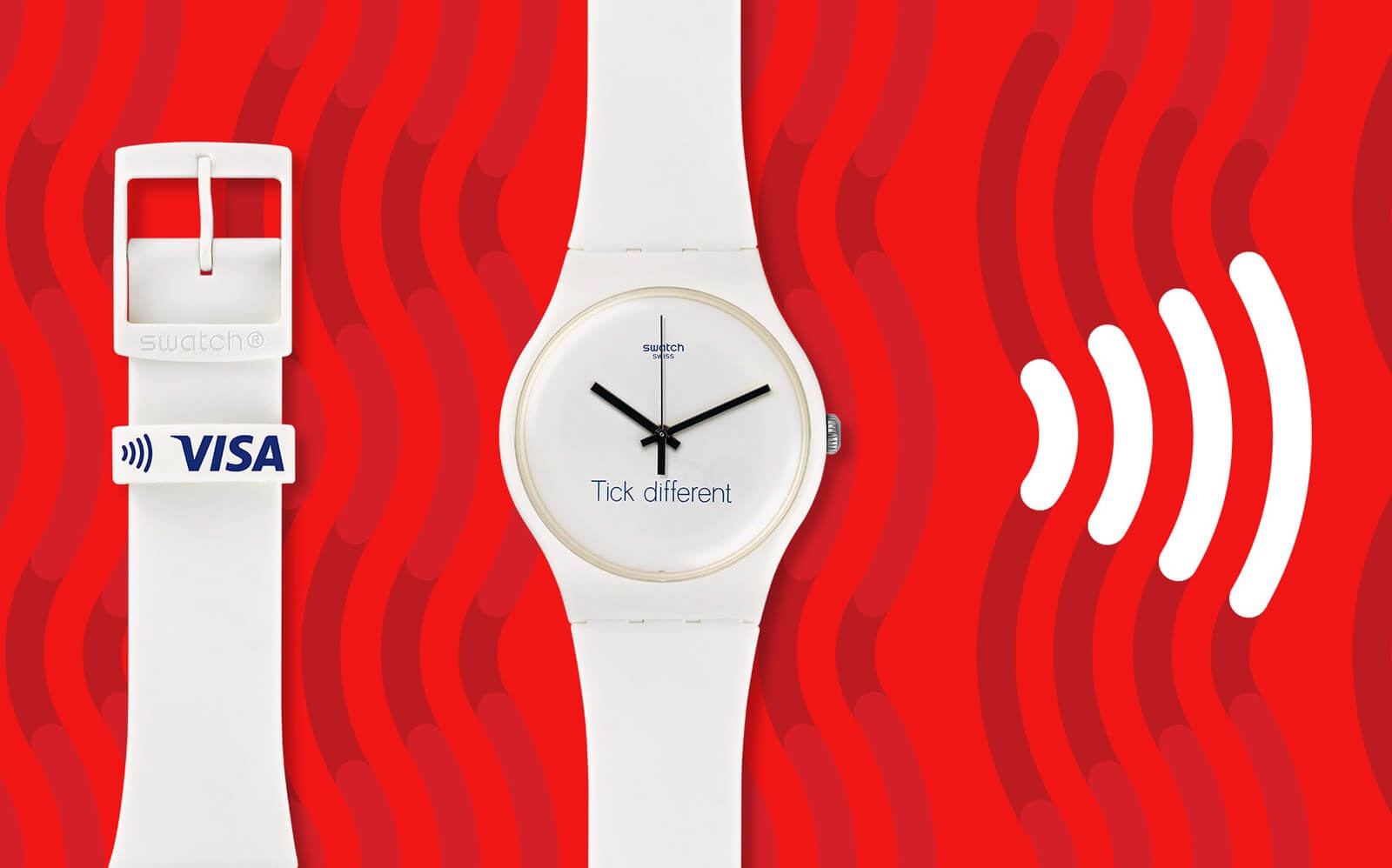 Swatch allowed to use 'Tick different' slogan, despite Apple's objections
