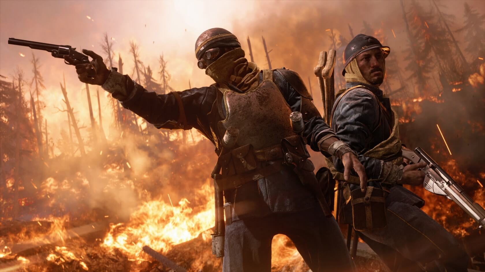 Surprise: EA is implementing real money microtransactions into Battlefield V