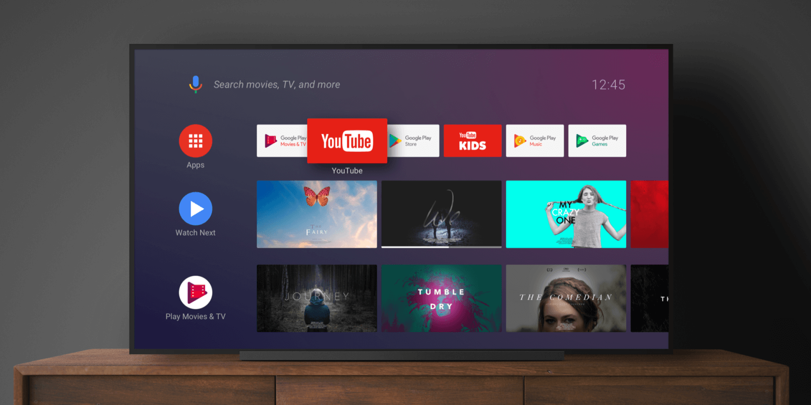 Google Pushes 'Sponsored Content' to Some Android TV Devices