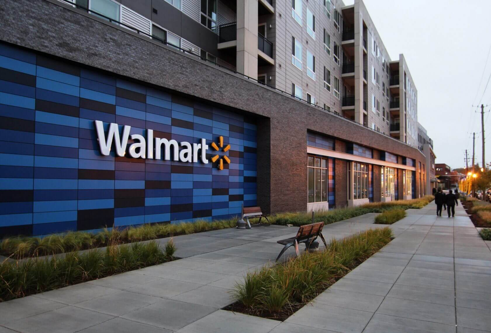 Walmart to remodel 19 IN stores