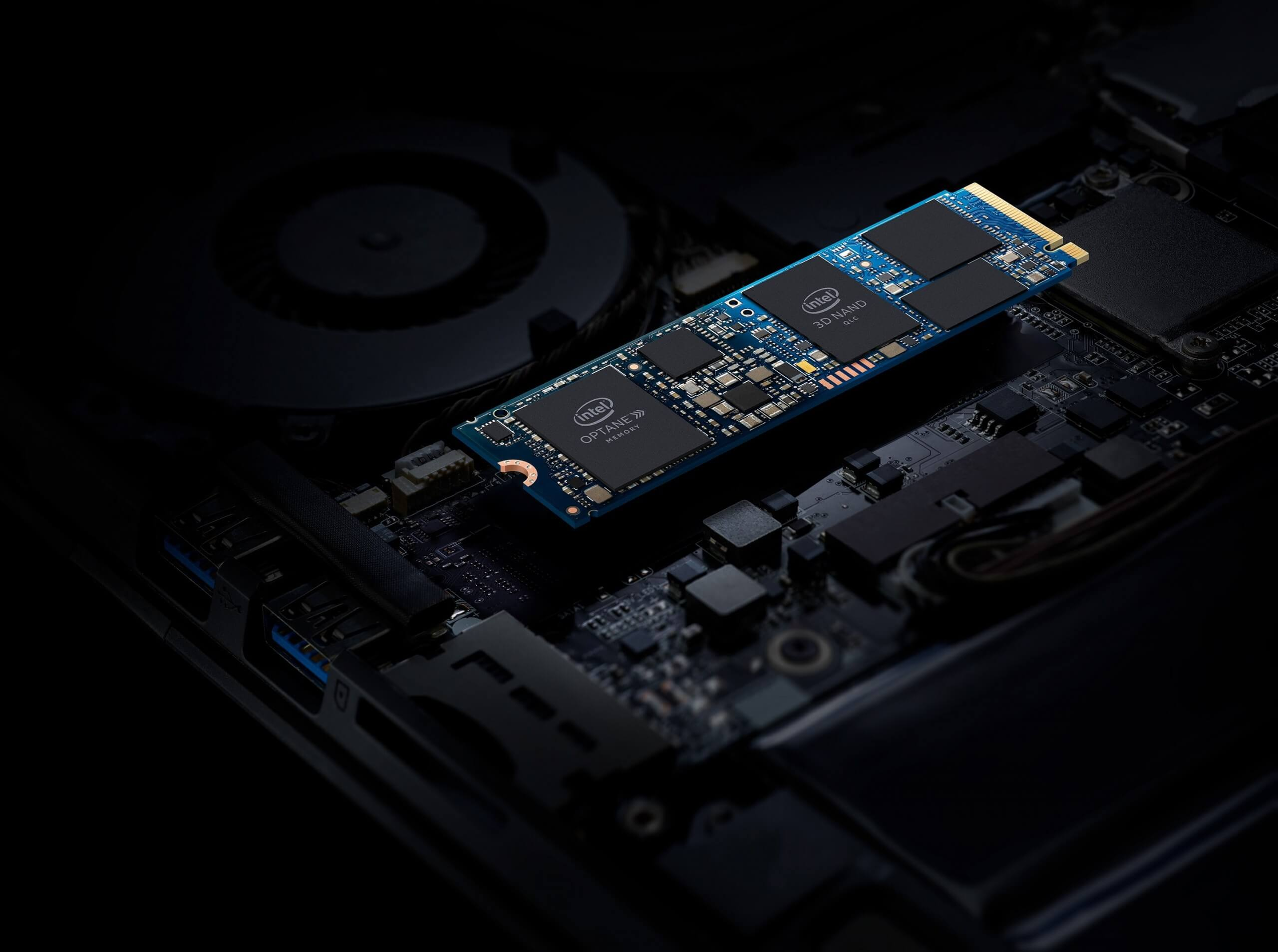 Intel shares specs for its ultra-fast Optane Memory H10 SSD - TechSpot