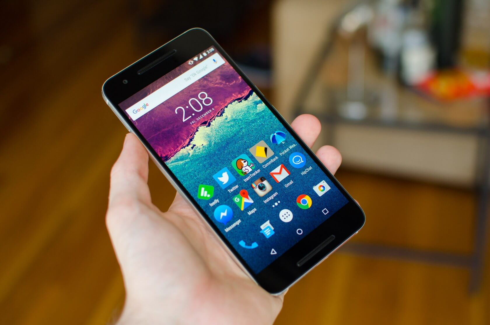 Google and Huawei settle over to pay for Nexus
