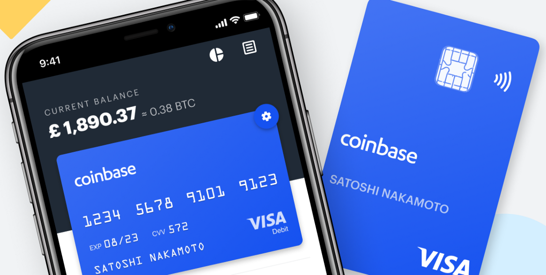 Spending cryptocurrency is easier than ever with the Coinbase Card