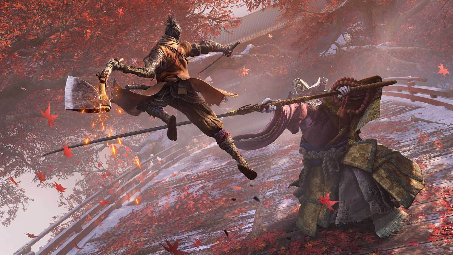 Sekiro: Shadows Die Twice sold over 2 million copies in under two weeks