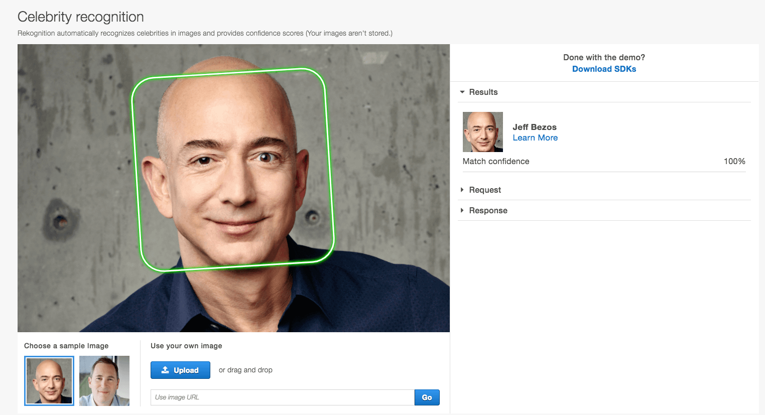 Amazon shareholders to vote on banning sales of facial recognition tech to governments