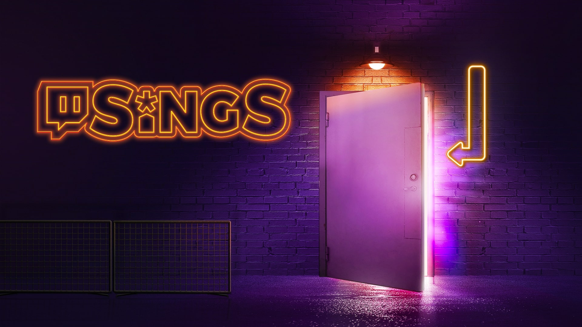 Twitch launches their own karaoke videogame called 'Twitch Sings'