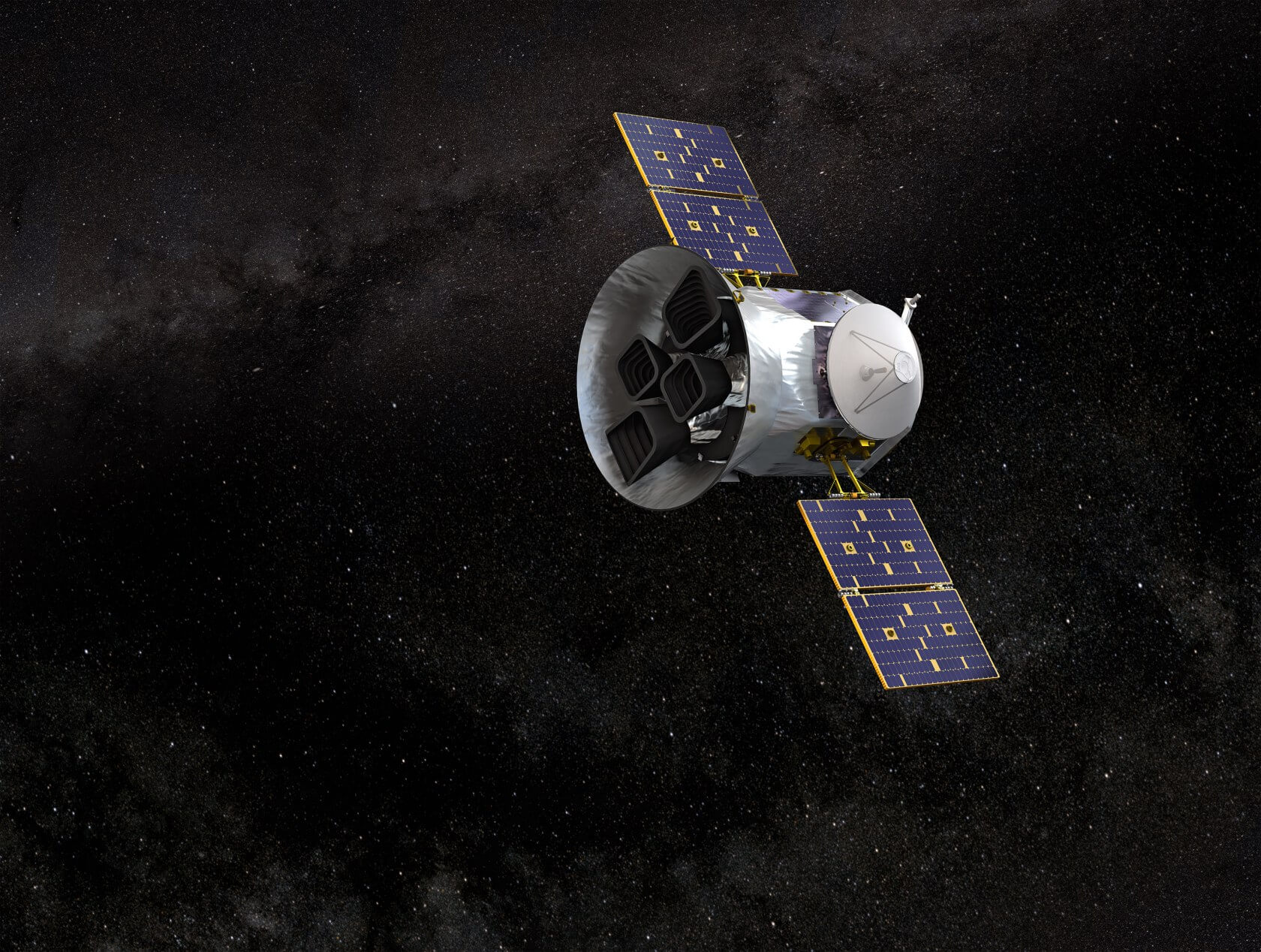 NASA's exoplanet-hunting TESS has found its first Earth-sized planet