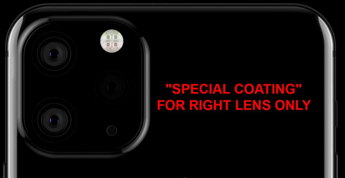 2019 iPhones to feature 12-megapixel front-facing cameras