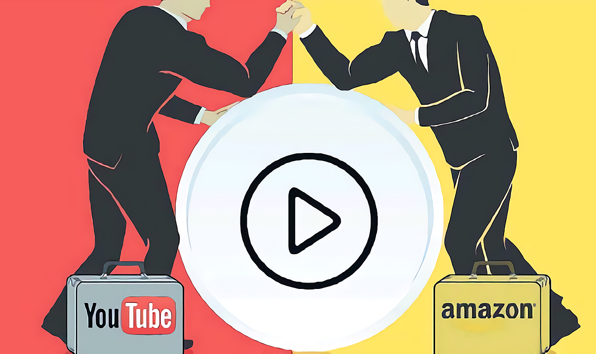 Amazon and Google put their video streaming differences aside