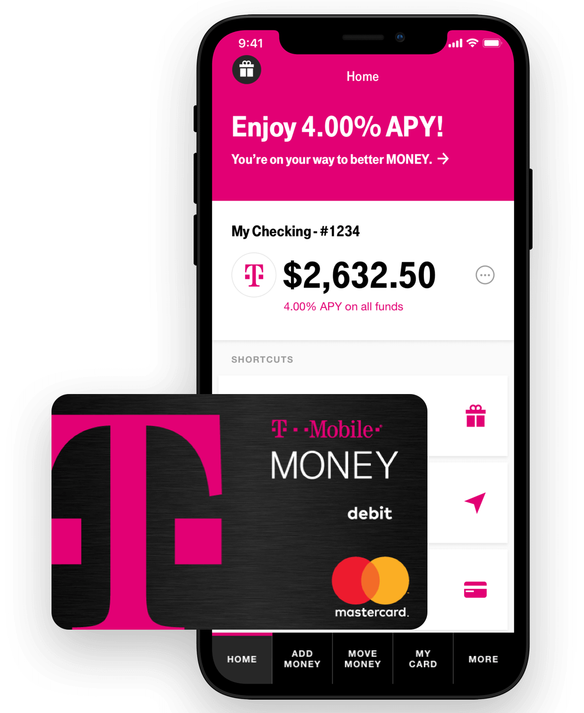 T-Mobile rolls out its 'Money' checking account to all US