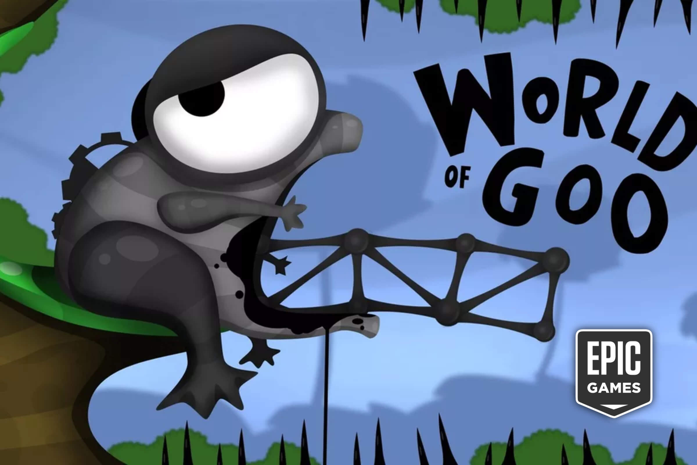 World of Goo is getting updated and going free on the Epic Store