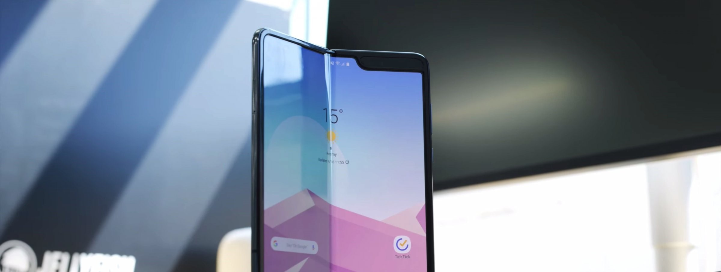 Take a peek inside the Galaxy Fold