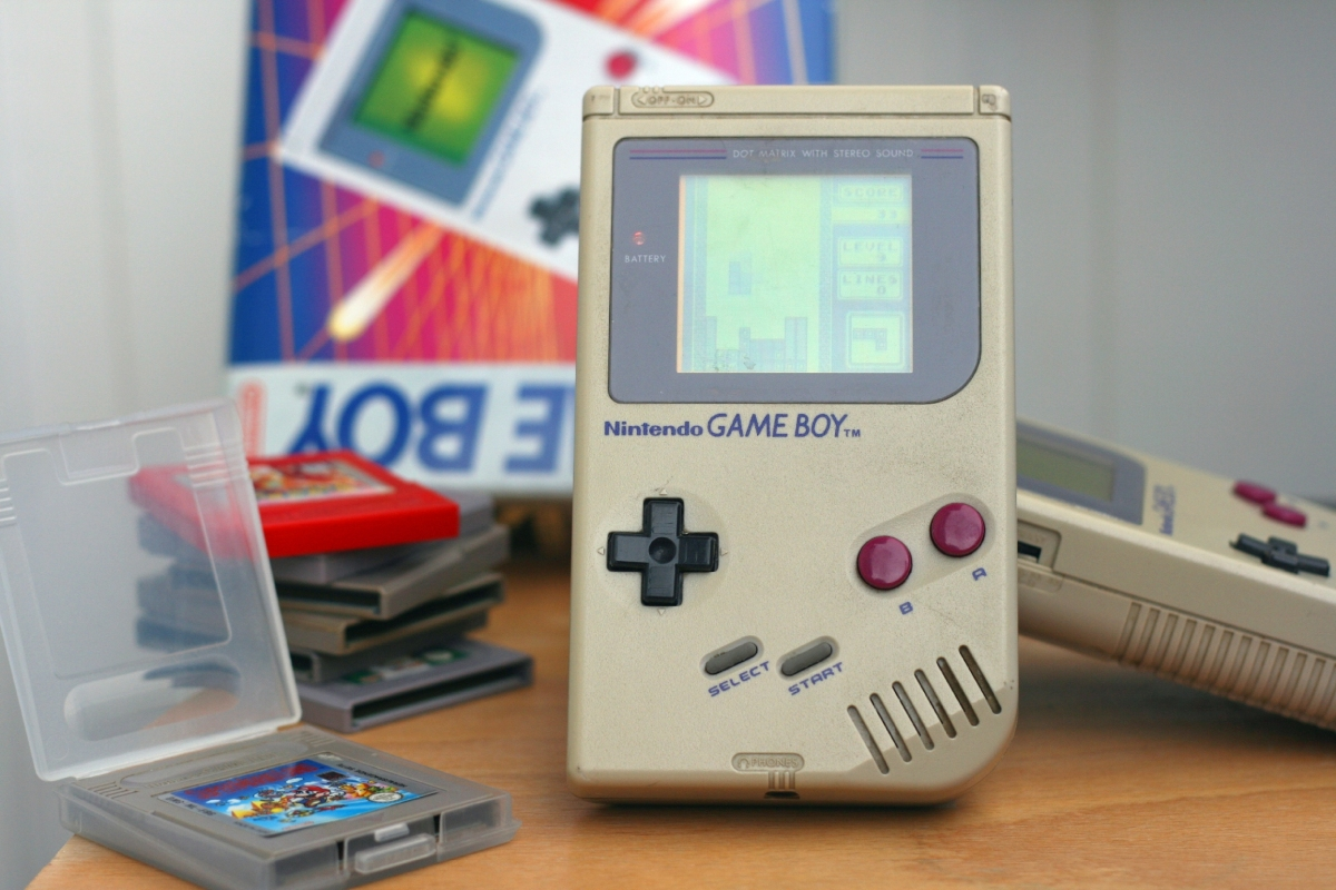 GB Studio lets you make custom Game Boy games without prior