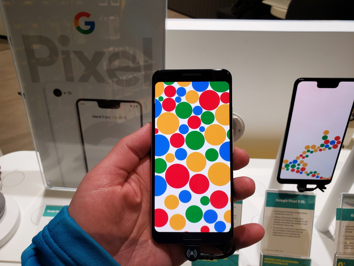 Nab a Pixel 3 or Pixel 3 XL on Google Fi for half off - today only