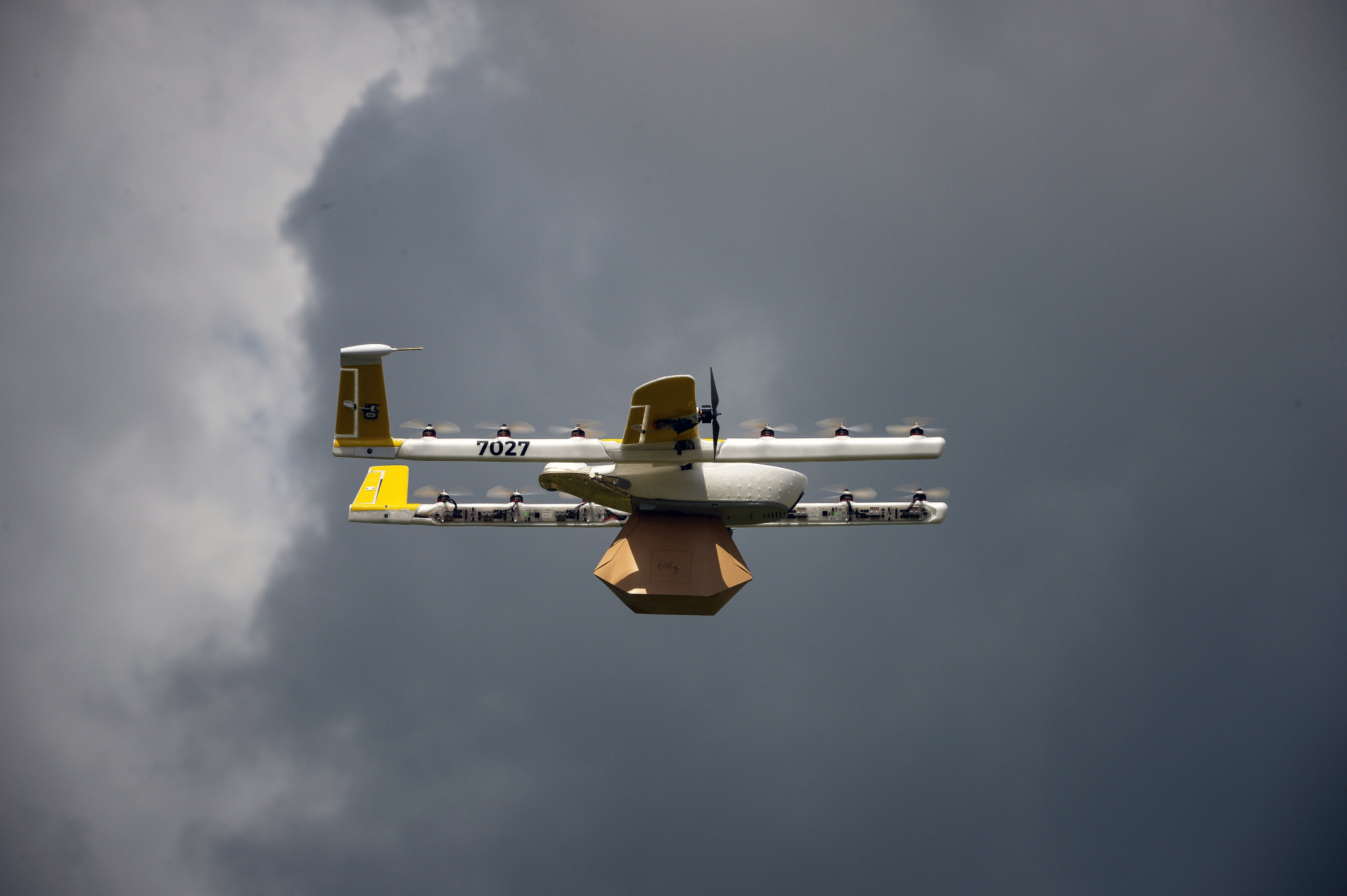 Google Wing drones approved for USA home deliveries
