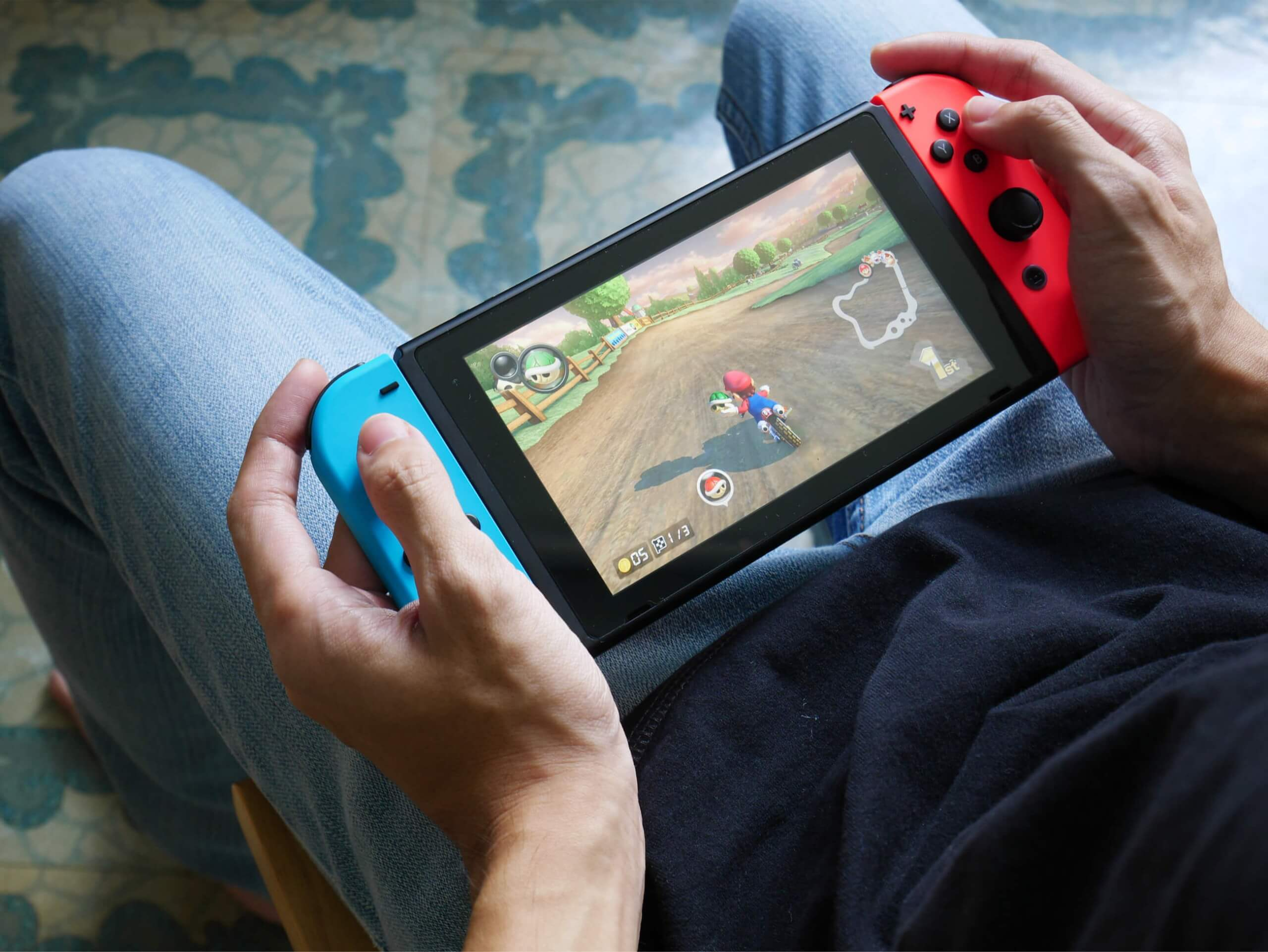 Nintendo Switch overtakes N64 in lifetime sales