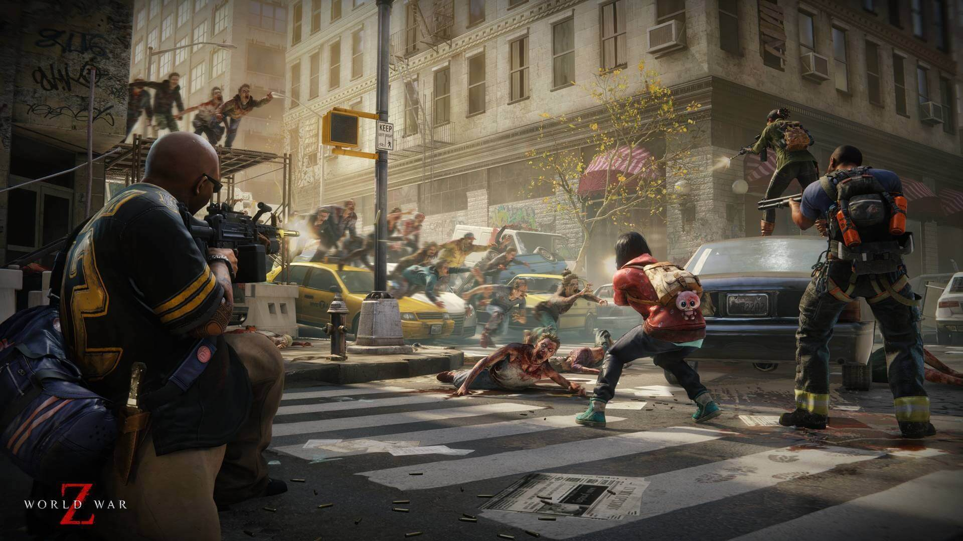 World War Z Sells Over One Million Copies In First Week Techspot