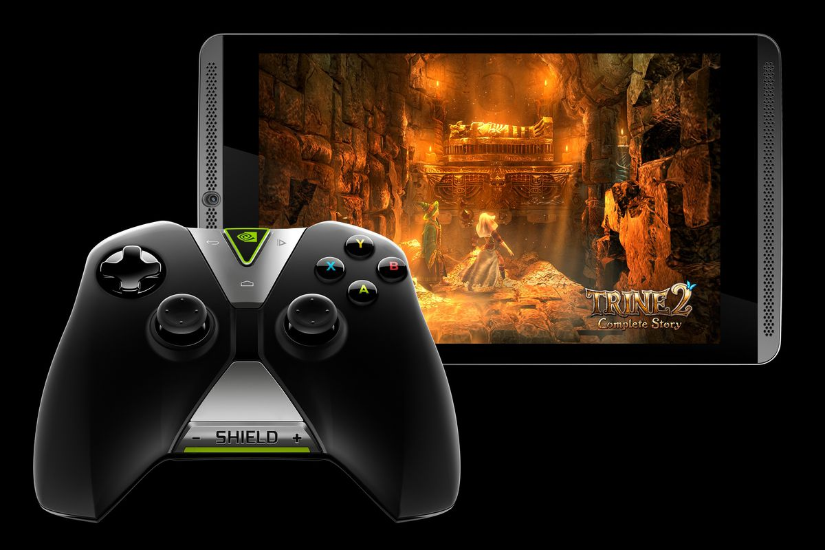 Code suggests Nvidia is working on a 2-in-1 Shield Tablet - TechSpot