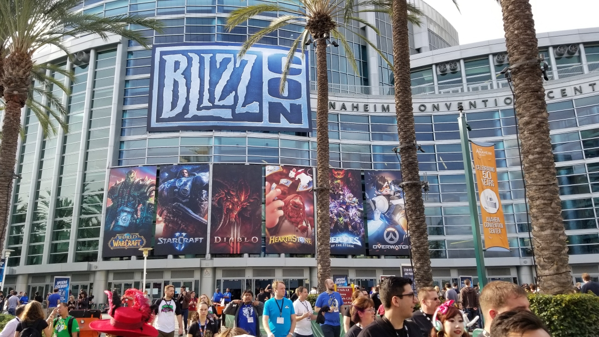 BlizzCon returns to Anaheim this fall, tickets go on sale in May