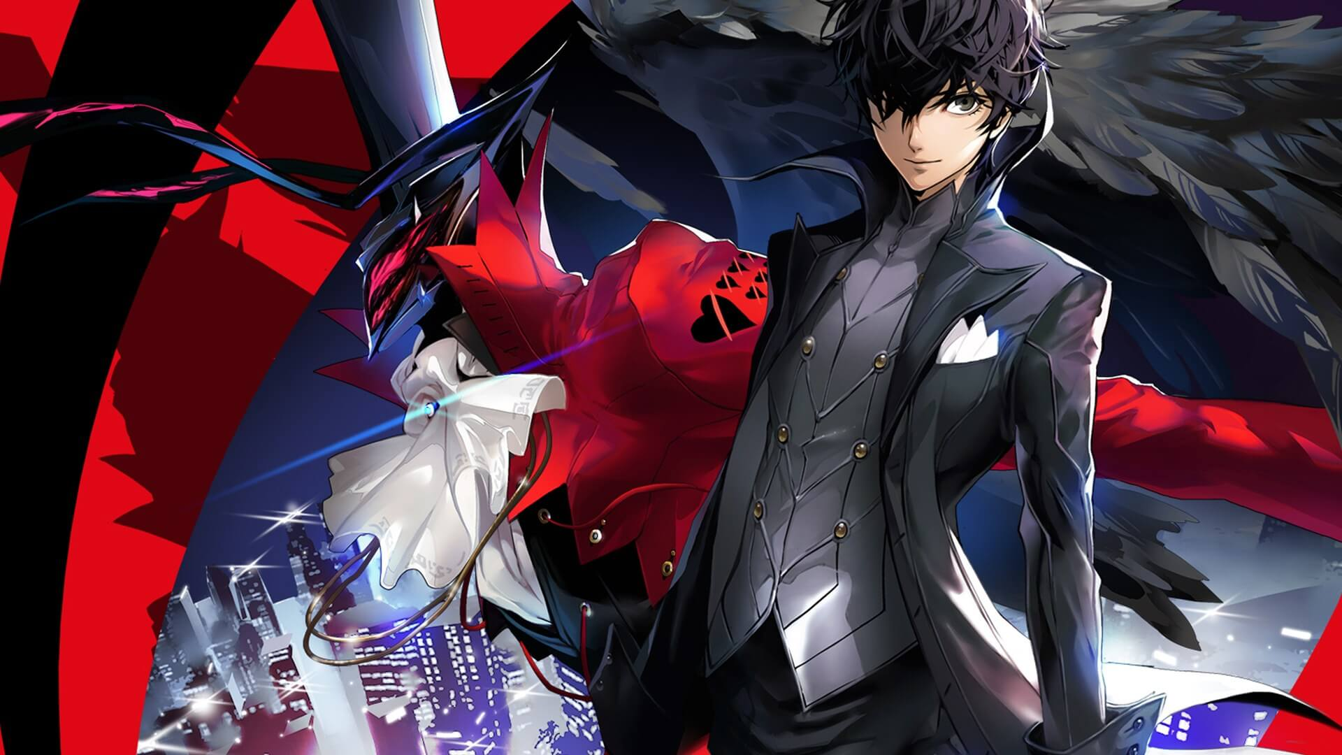 Persona 5 for Switch is not your father's RPG