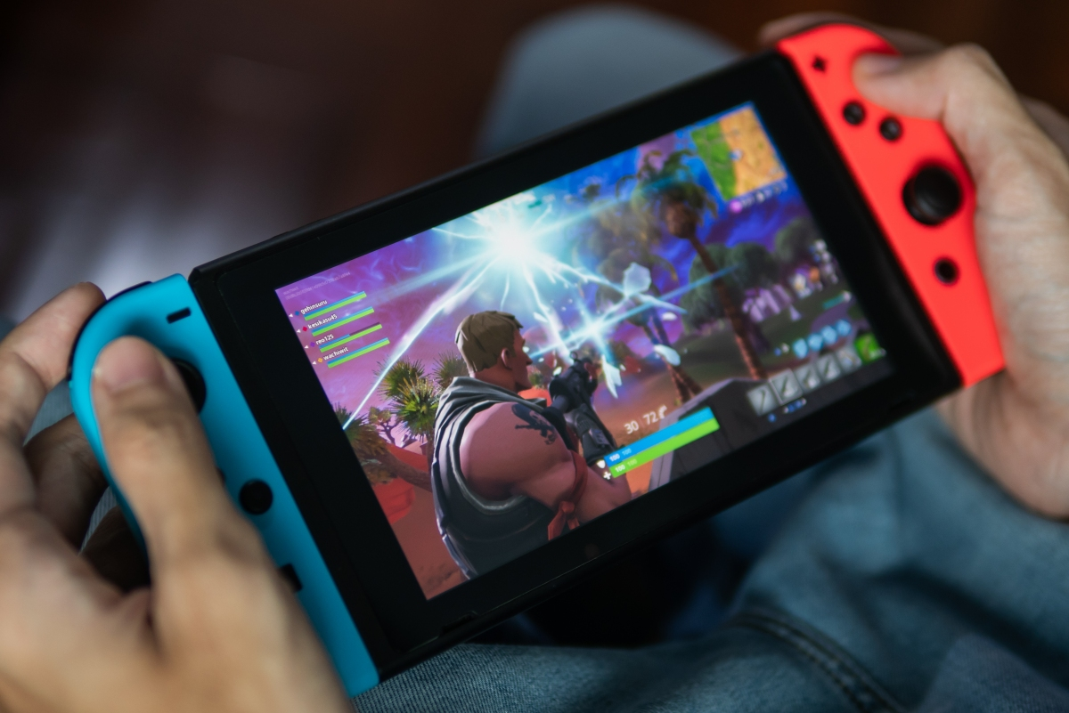 Analyst says Nintendo Switch Pro is arriving this year