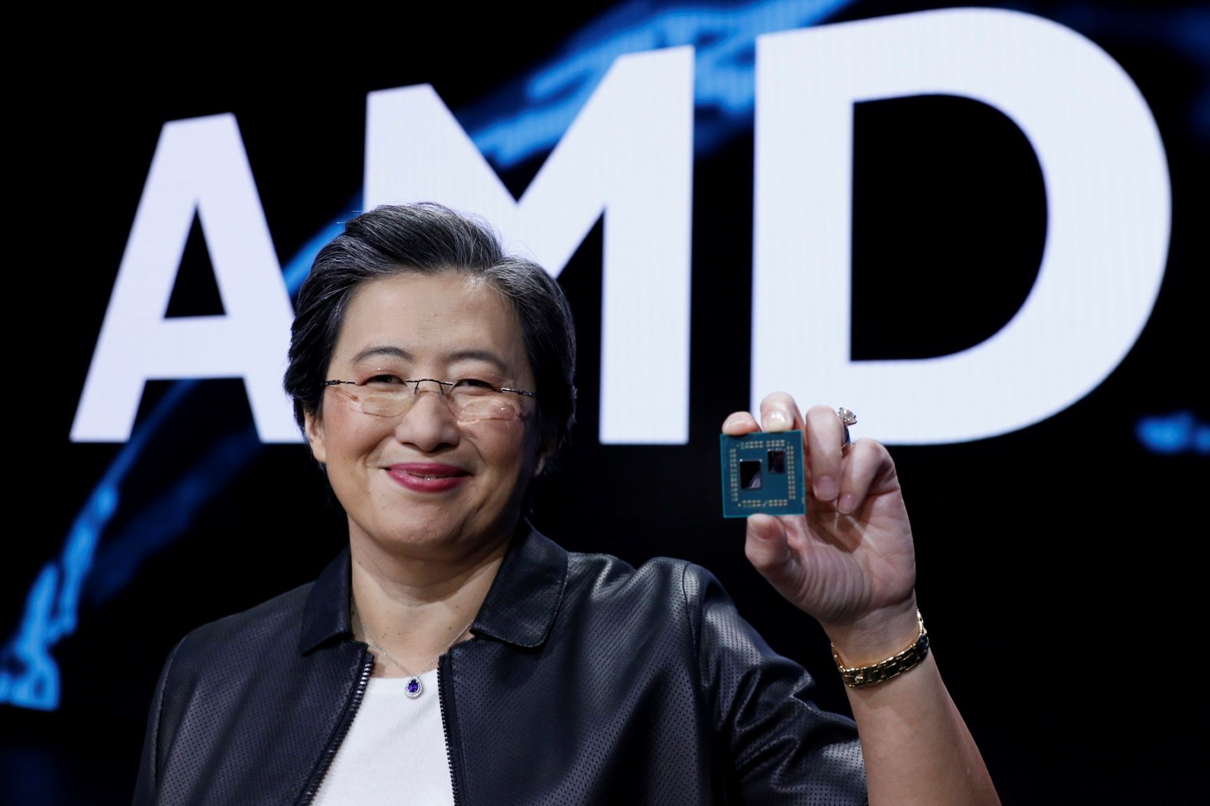 AMD's 50th Anniversary Ryzen 7, Radeon VII parts paint your PC red
