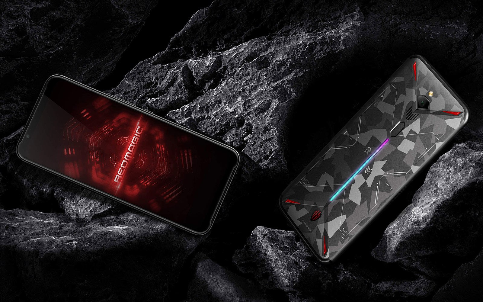 Nubia's gaming-focused Red Magic 3 comes with a 90Hz display, an internal fan, and 8K recording