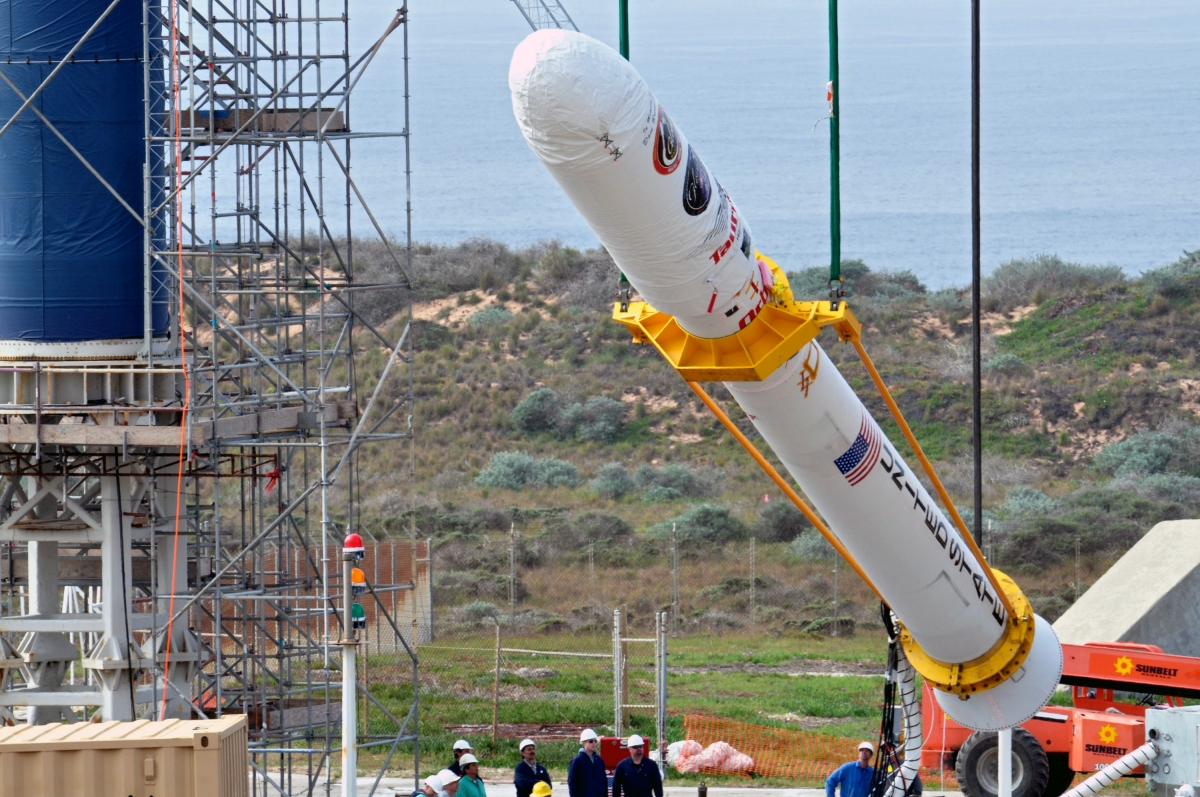 Manufacturer's fake data led to Nasa rocket launch failures