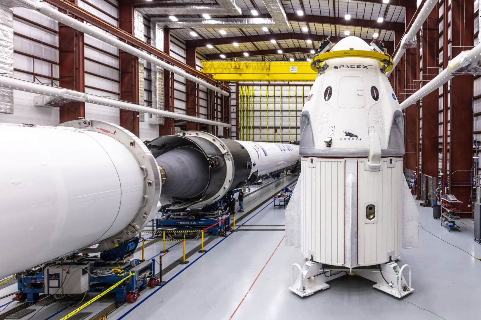 NASA Workers Banned From Sharing Images After SpaceX Capsule Explosion Leak