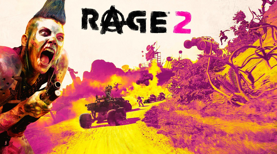 Bethesda is giving one lucky person a custom 'Dreamcast' that plays Rage 2